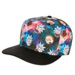 Rick and Morty hat - AV002